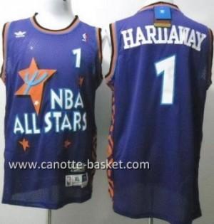 Maglie 1995 All-Star Penny Hardaway #1 porpora