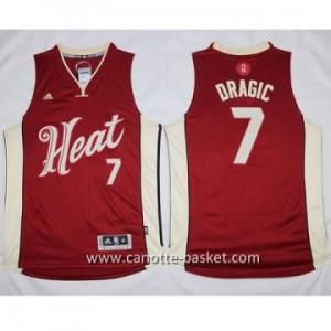 Maglie bambino Miami Heat Goran Dragic #7 rosso