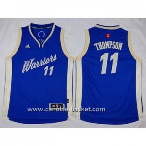 Maglie nba bambino Golden State Warriors Klay Thompson #11 Christmas Edition