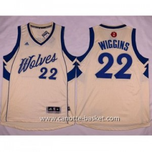 Maglie nba 2015-2016 Natale Minnesota Timberwolves Andrew Wiggins #22
