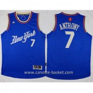 Maglie nba 2015-2016 Natale New York Knicks Carmelo Anthony #7