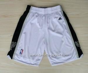 pantaloncini Maglie nba San Antonio Spurs bianco