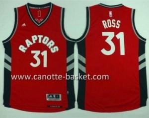 Maglie nba Toronto Raptors DeMar DeRozan #31 rosso