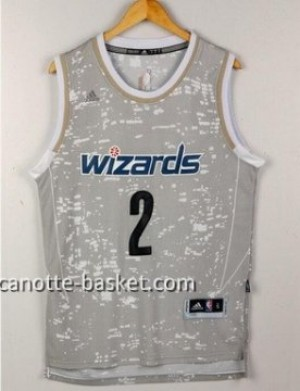 Maglie nba Washington Wizards John Wall #2 citt