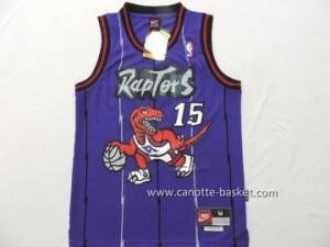 Maglie nba bambino Toronto Raptors Kyle Lowry #7 porpora