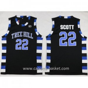 Maglie TREE HILL SCOTT #22 nero