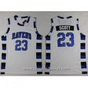 Maglie TREE HILL SCOTT #23 bianco