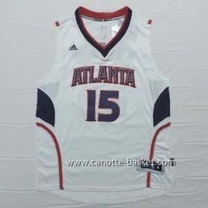 Maglie nba Atlanta Hawks Al Horford #15 bianco
