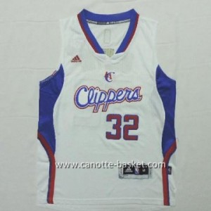 Maglie nba bambino Los Angeles Clippers Blake Griffin #32 bianco