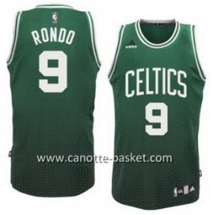 Maglie nba Boston Celtics Rajon Rondo #9 Resonate Fashion