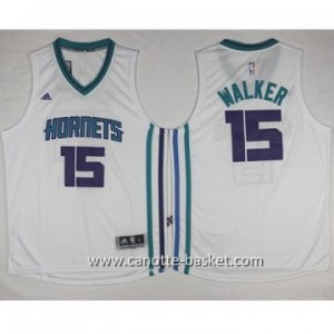 Maglie nba Charlotte Hornet Kemba Walker #15 bianco