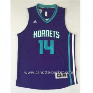 Maglie nba Charlotte Hornet Michael Kidd-Gilchrist #14 porpora