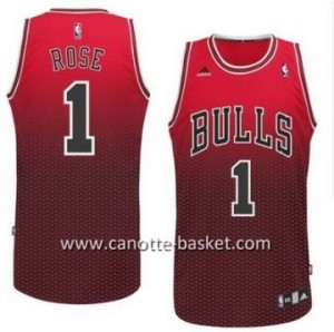 Maglie nba Chicago Bulls Derrick Rose #1 Resonate Fashion