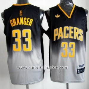 Maglie nba Indiana Pacers Danny Granger #33 Fadeaway Moda