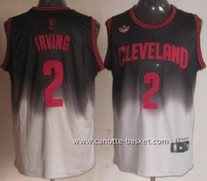 Maglie nba Cleveland Cavalier Kyrie Irving # 2 Fadeaway Moda