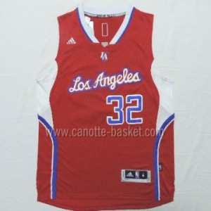 Maglie nba Los Angeles Clippers Blake Griffin #32 rosso 14-15 stagione