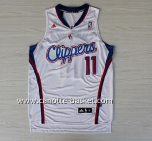 Maglie nba Los Angeles Clippers Jamal Crawford #11 bianzo