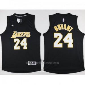 Maglie nba Los Angeles Lakers Kobe Bryant #24 nero classico