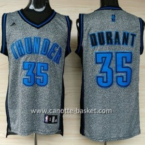 Maglie nba Oklahoma City Thunde Kevin Durant #35 Statico Fashion
