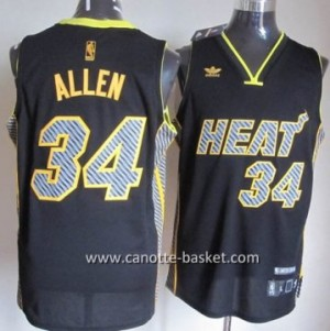 Maglie nba Miami Heat Ray Allen #34 Relampago