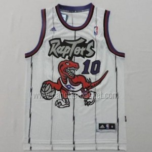 Maglie nba Toronto Raptors DeMar DeRozan #31 bianco
