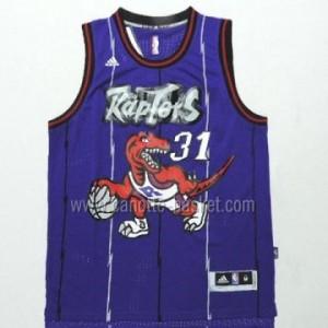 Maglie nba Toronto Raptors Terrence Ross #31 porpora nuovi tessuti