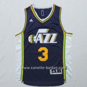 Maglie nba Utah Jazz Trey Burke #3 porpora