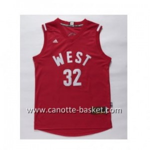 Maglie 2016 West All-Star Blake Griffin #32 rosso