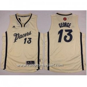 Maglie nba bambino Indiana Pacers Paul George #13 bianco