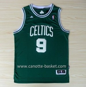 Maglie nba Boston Celtics Rajon Rondo #9 verde