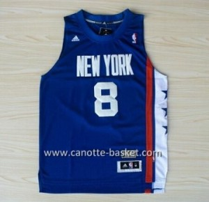 Maglie nba Brooklyn Nets ABA Deron Williams #8 blu