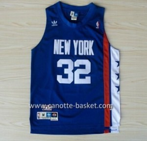 Maglie nba Brooklyn Nets ABA Julius Erving #32 blu