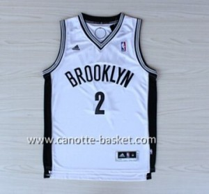 Maglie nba Brooklyn Nets Kevin Garnett #2 bianco