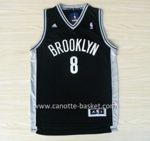 Maglie nba Brooklyn Nets ABA Deron Williams #8 nero
