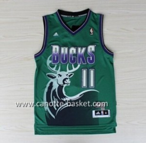 Maglie nba Milwaukee Bucks Monta Ellis #11 verde