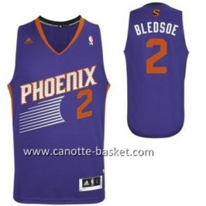 nuovo Maglie nba Phoenix Suns Eric Bledsoe #2 porpora