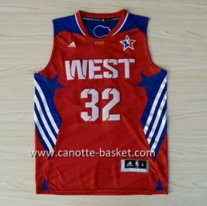 Maglie 2013 All-Star Blake Griffin #32 rosso