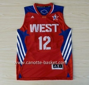 Maglie 2013 All-Star Dwight Howard #12 rosso