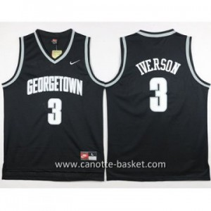 Maglie nba NCAA Philadelphia 76ers Allen Iverson #3 nero