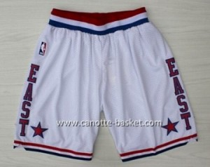 pantaloncini 2003 All-Star bianco
