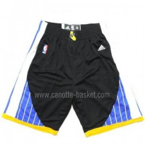 pantaloncini nba Golden State Warriors nero nuovi tessuti