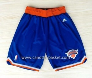 pantaloncini Maglie nba New York Knicks blu