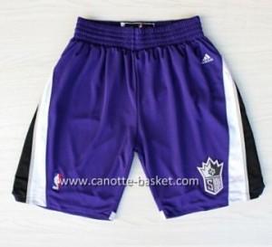 pantaloncini nba Sacramento Kings porpora