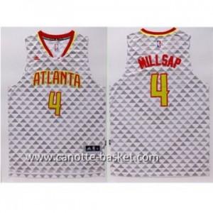 Maglie nba Atlanta Hawks Spud Webb #4 bianco