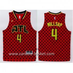 Maglie nba Atlanta Hawks Spud Webb #4 rosso