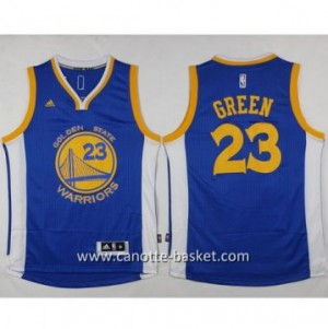 nuovo Maglie nba Golden State Warriors Draymond Green #23 blu 14-15 stagione