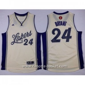 Maglie nba 2015-2016 Natale Los Angeles Lakers Kobe Bryant #24