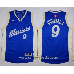 Maglie nba 2015-2016 Natale Golden State Warriors Andre Iguodala #9