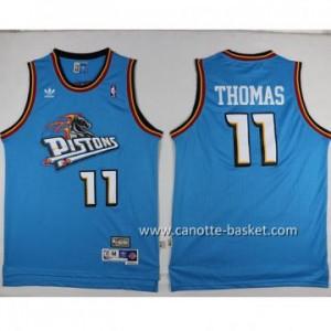 Maglie nba Detroit Pistons Isiah Thomas #11 verde