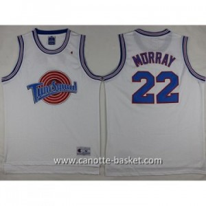 Maglie Space Jam MURRAY #22 bianco